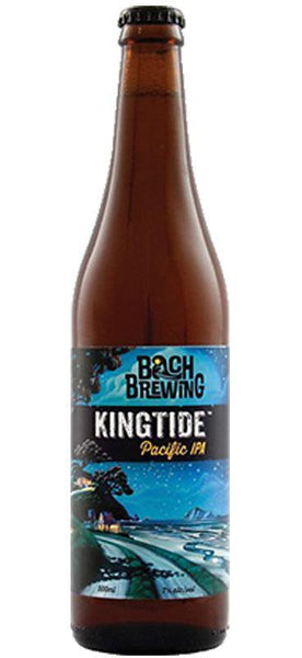 12 Bottles Bach Brewing Kingtide IPA (330ml)