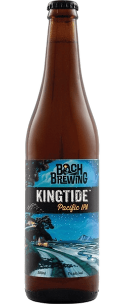 24 Bottles Bach Brewing Kingtide IPA (330ml)