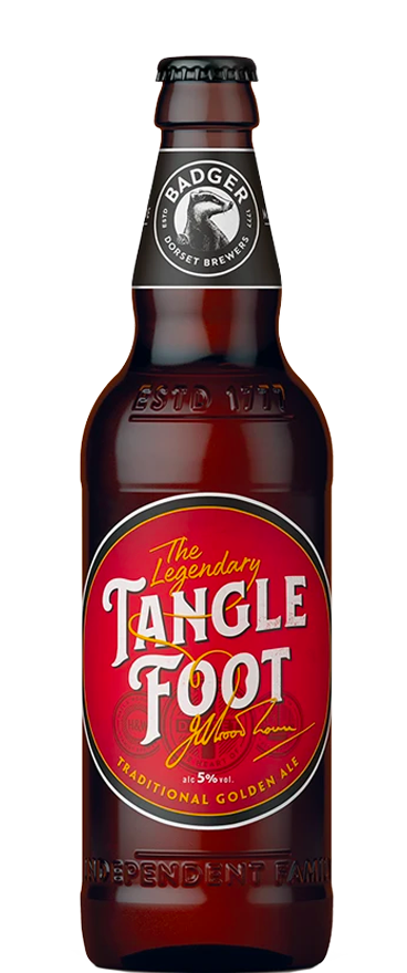 Badger Tangle Foot Golden Ale 500ml Bottle