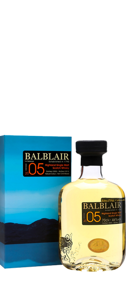 Balblair 2005 Single Malt Whiskey 700ml