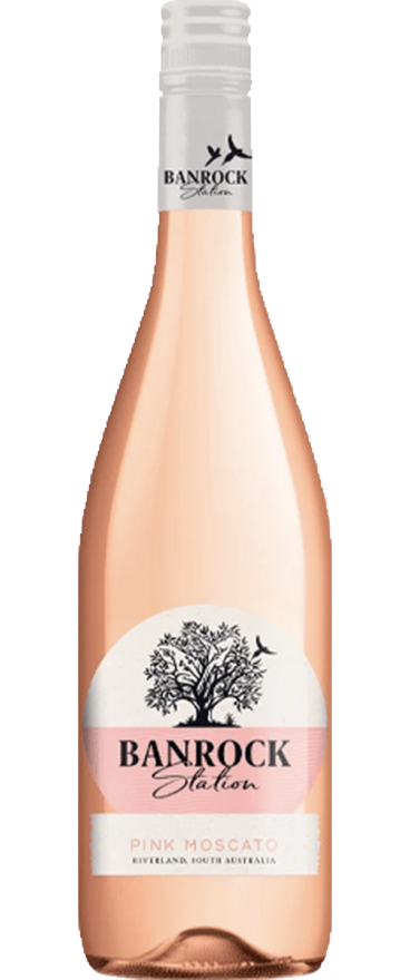 Banrock Station Pink Moscato NV - Wine Central