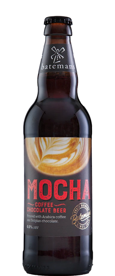 Batemans Mocha Ale 500ml Bottle