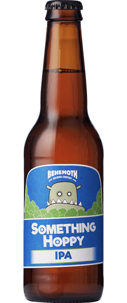 6 Bottles of Behemoth Something Hoppy IPA (6x 330ml Bottle)