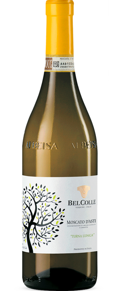 Belcolle Moscato d'Asti D.O.C.G. Turna Lunga 2017