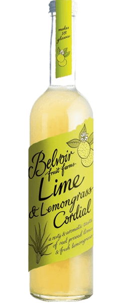 Belvoir Lime and Lemongrass Cordial 500ml