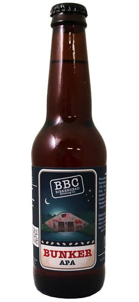Birkenhead Brewing Co. Bunker A.P.A 330ml Bottle