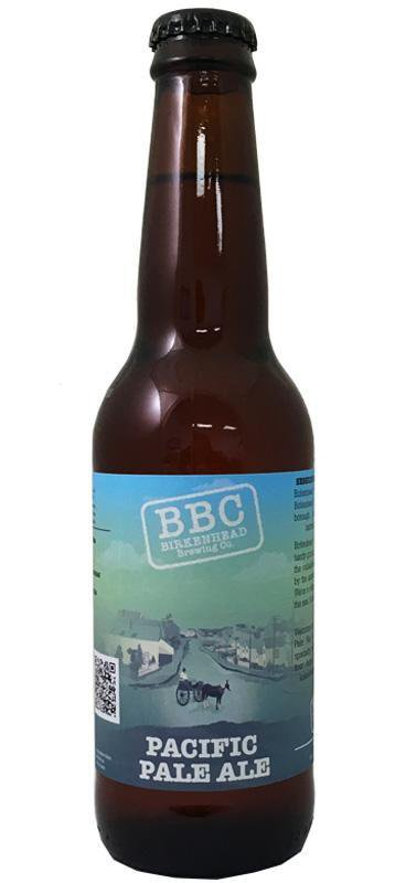 6 Bottles of Birkenhead Brewing Co. Pacific Pale Ale (6x330ml)