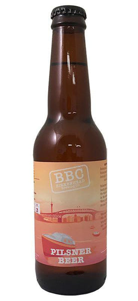 6 Bottles of Birkenhead Brewing Co. Pilsner (6x330ml) BB:19.12.18