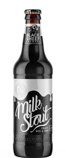 Black Sheep Milk Stout 500ml Bottle