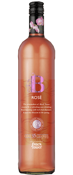 Black Tower Dry Rose NV , Rose - Black Tower, Wine Central