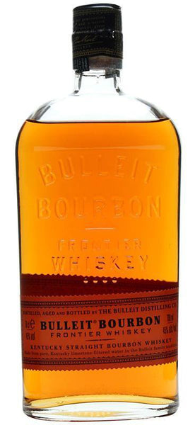 Bulleit Bourbon Frontier Whiskey 700 ml