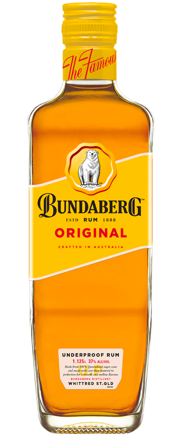 Bundaberg Original Rum 1.125L - Wine Central