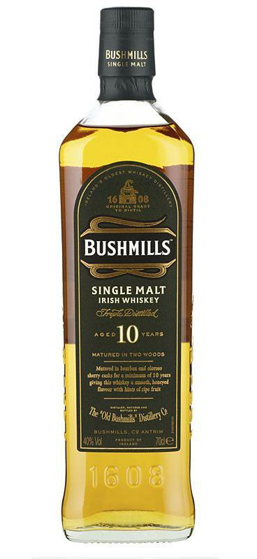 Bushmills 10YO Whiskey (700ml) , Spirit - Bushmills, Wine Central - 2