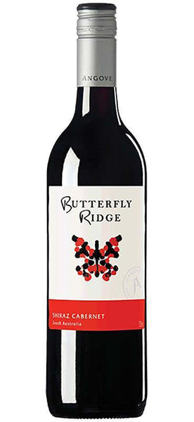 Angoves Butterfly Ridge Shiraz Cabernet 2016