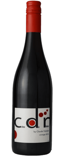 CDR Cotes du Rhone 2014 , Wine - Claude Vialade, Wine Central