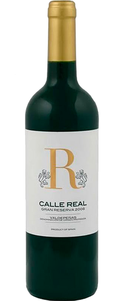 Calle Real Reserve Tempranillo 2012