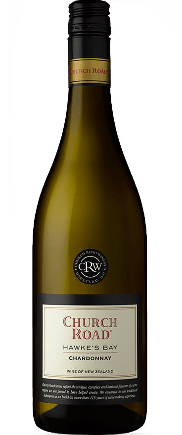 Church Road Hawke's Bay Chardonnay 2018