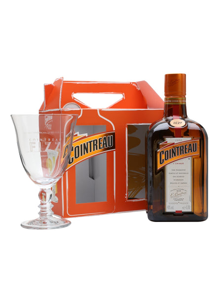 Cointreau & Glass Fizz Gift Pack