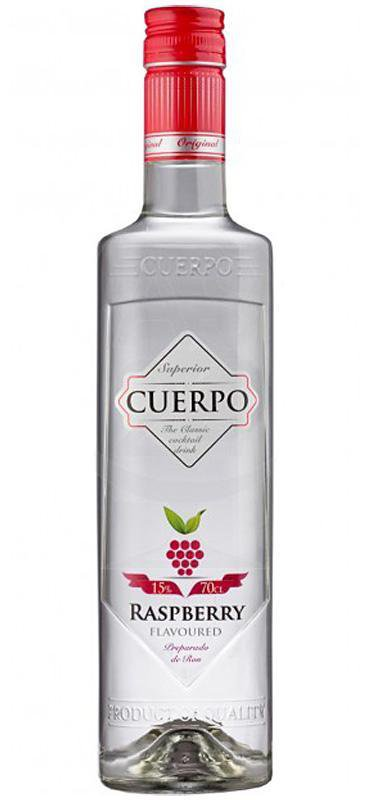 Cuerpo Raspberry Cocktail (700ml)