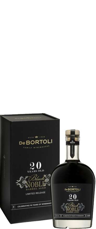 De Bortoli 90th Anniversary 20 Year Old Black Noble Aged Limited Release