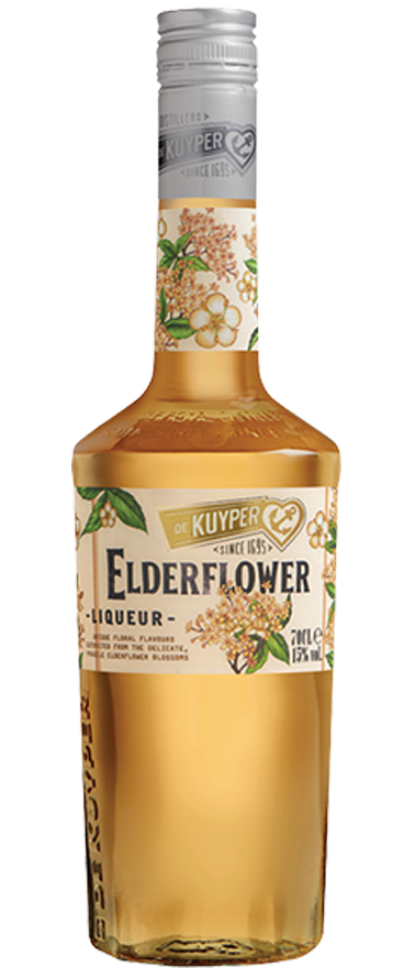 De Kuyper Elderflower Liqueur 700ml