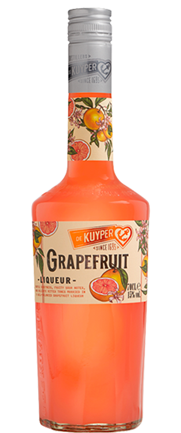 De Kuyper Sour Grapefruit Liqueur 700ml