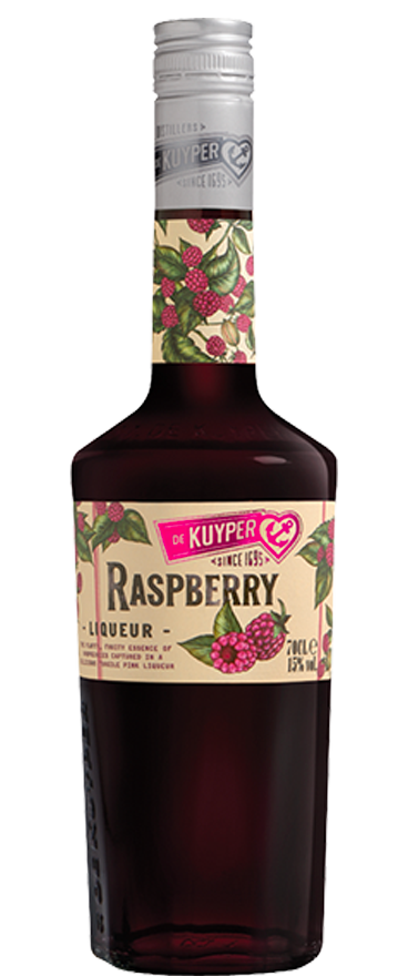 De Kuyper Raspberry Liqueur 700ml - Wine Central