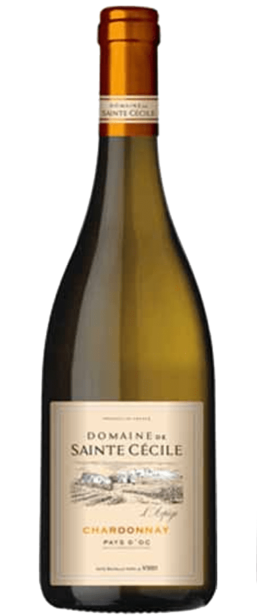 Domaine Sainte Cecile Chardonnay 2015 , Wine - Domaine Sainte Cecile, Wine Central