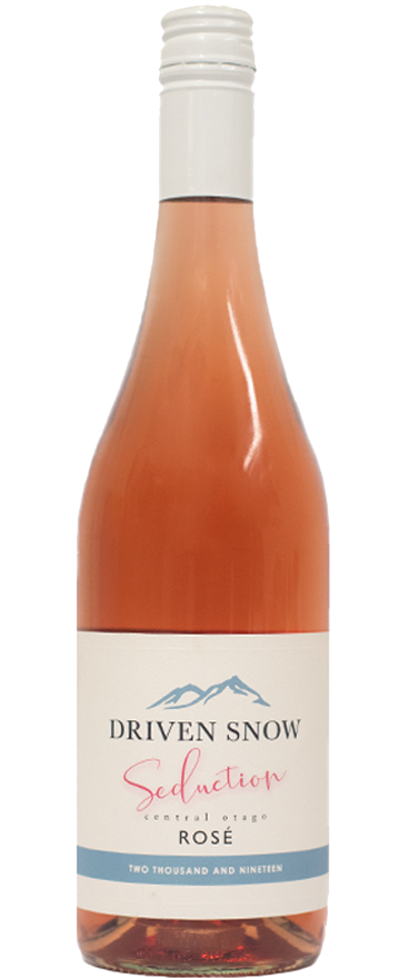 Driven Snow 'Seduction' Rosé 2019 - Wine Central