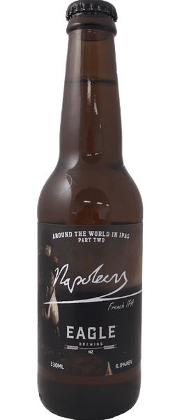 6 Bottles of Eagle Brewing Napolean IPA (6x 330ml) BB:03.01.19