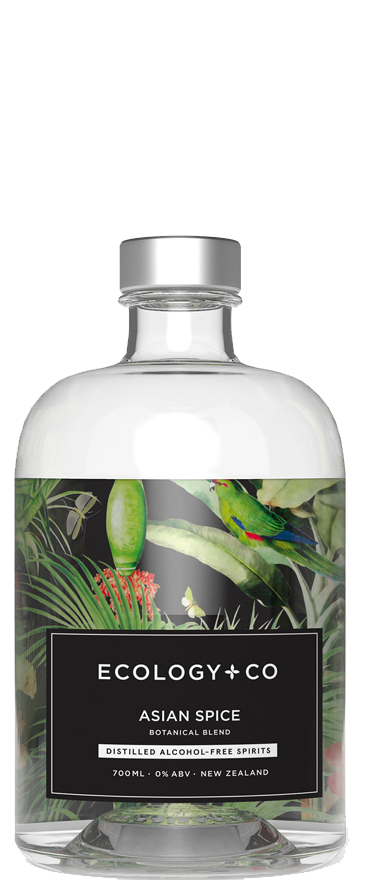 Ecology and Co Alcohol-Free Spirit Asian Spice Botanical Blend 700ml