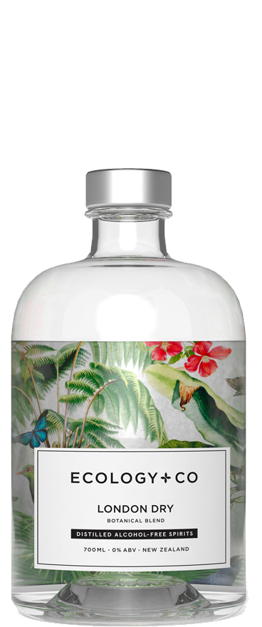 Ecology and Co Alcohol-Free Spirit London Dry Botanical Blend 700ml