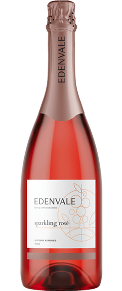 Edenvale Alcohol-Removed Sparkling Rosé