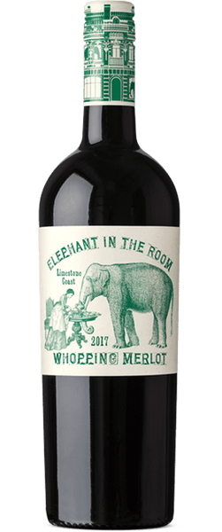 Elephant in the Room Merlot 2018