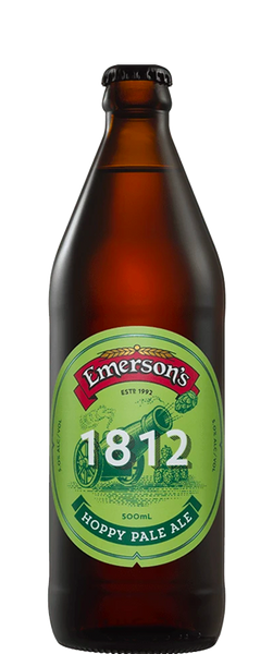 Emerson's 1812 Pale Ale 500ml Bottle
