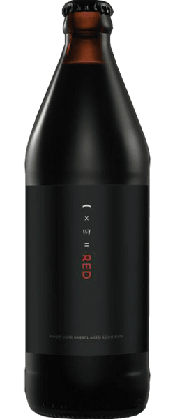 Emersons Red WH Pinot Noir Barrel Age 500ml Bottle