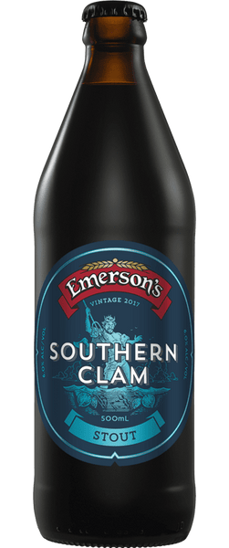 Emerson's Southern Clam Stout 500ml Bottle