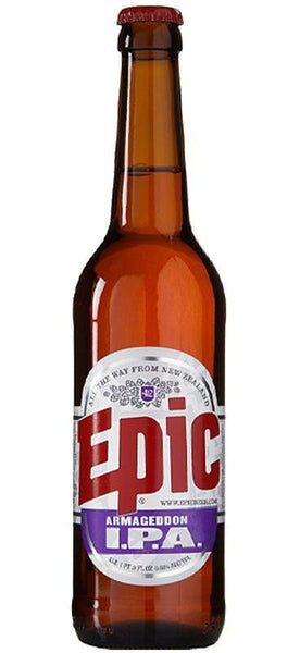 Epic Armageddon IPA 500ml Bottle