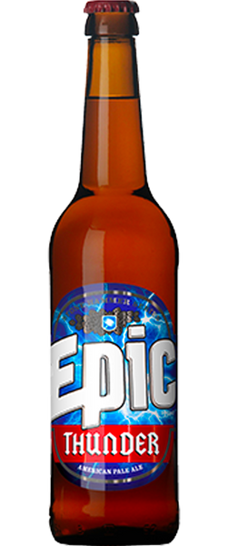 Epic Thunder American Pale Ale 500ml Bottle