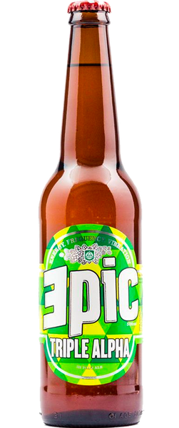 Epic Triple Alpha IIIPA 500ml Bottle