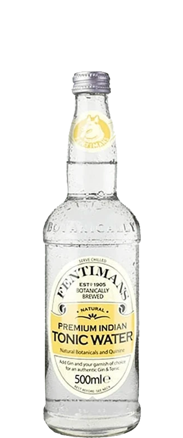 Fentimans Premium Tonic Water 500ml Bottle