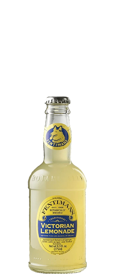 Fentimans Victorian Lemonade 275ml Bottle