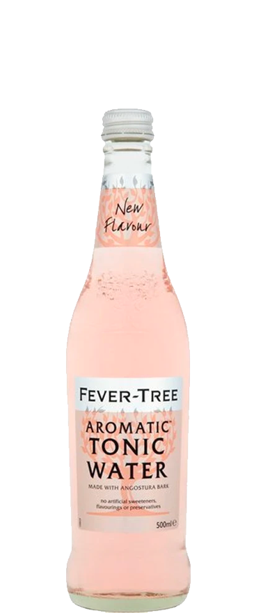Fever Tree Aromatic Tonic Water 500ml Bottle