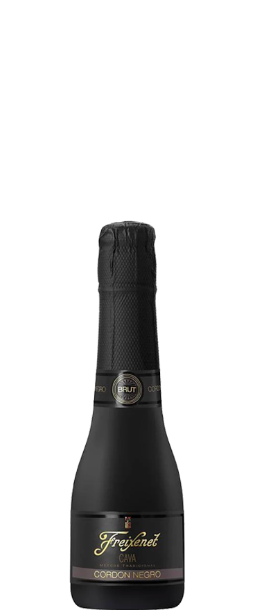 Freixenet Cordon Negro Brut NV 200ml Miniature - Wine Central