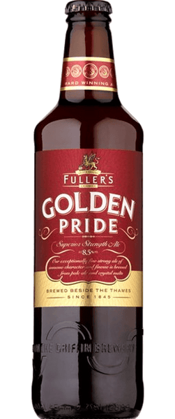 Fuller's Golden Pride Ale 500ml Bottle BB.01.12.18