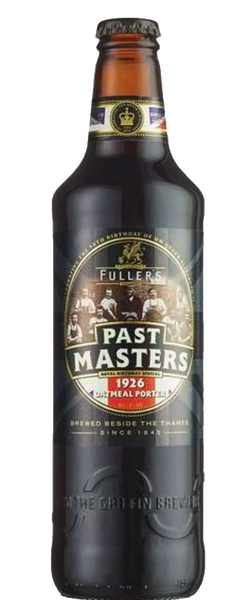 12 Bottles of Fuller's Past Masters Oatmeal Porter 1926 (12x 500ml Bottles) BB:31.12.19