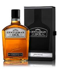 Gentleman Jack & Two Glasses Gift Pack