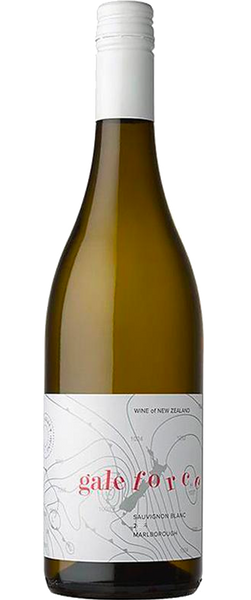 12 Bottles of Gale Force Sauvignon Blanc 2017
