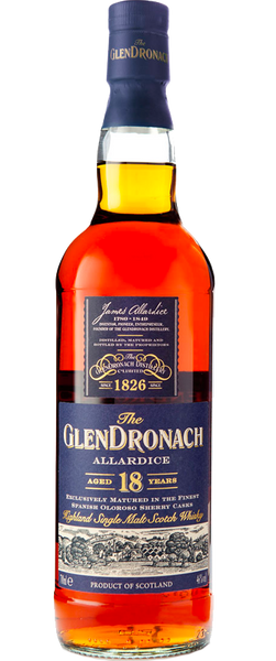 GlenDronach Allardice 18 Year Old 700ml