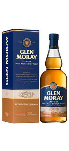 Glen Moray Chardonnay Finish Single Malt Scotch Whisky 700ML